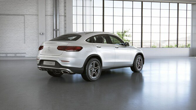 GLC 300 d 4MATIC Coupe