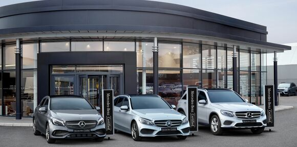 Программа Mercedes-Benz Certified